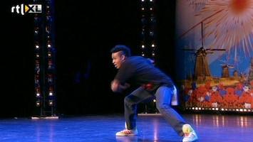 Holland's Got Talent - Hernan (dans)