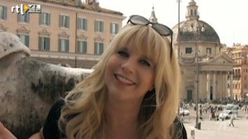 RTL Boulevard Linda de Mol met mysterieuze man gespot in Rome