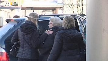 RTL Nieuws Koningin en Mabel verlaten ziekenhuis