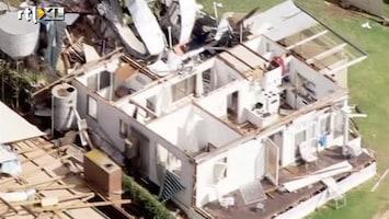 RTL Nieuws Twee tornado's in zuiden Australië