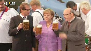 RTL Nieuws Merkels wil is wet in Eurocrisis