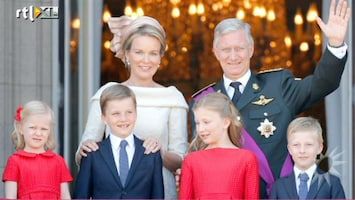 RTL Boulevard Vergelijking België Nederland na troonswisseling