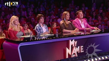 RTL Boulevard Ralf Mackenbach in jury My Name Is