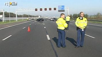 RTL Nieuws 'Kunstmatige file blijft uiterste middel'