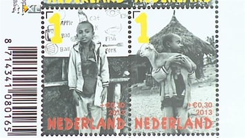 RTL Boulevard Onthulling kinderpostzegel