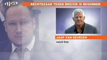 RTL Nieuws 'Noorwegen gaat door een hel'