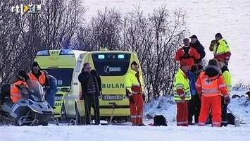 RTL Nieuws 5 doden door Noorse lawine
