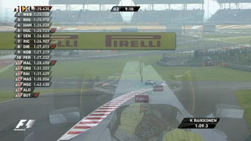 Rtl Gp: Formule 1 - Rtl Gp: Formule 1 - India (kwalificatie) 2012 /33