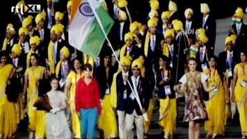 RTL Nieuws Indiase meeloper openingsceremonie zegt sorry