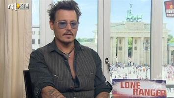 RTL Boulevard Johnny Depp: Flop na flop