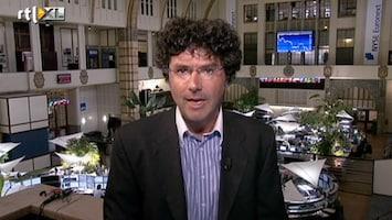 RTL Nieuws 'Nederland op weg naar dubbele dip'