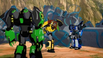 Transformers Robots In Disguise - Afl. 6
