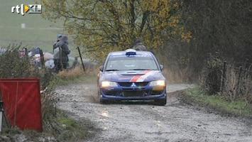 RTL Nieuws Twee doden bij rallyongeluk België