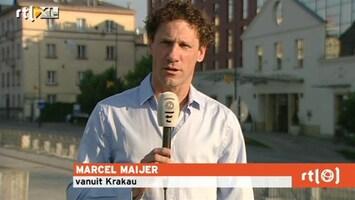 RTL Nieuws Spelers Oranje teleurgesteld