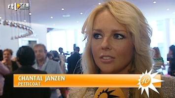 RTL Boulevard Musicalsterren maken balans op aan nominatielunch