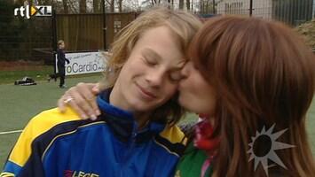RTL Boulevard Luca en Leontine samen in serie