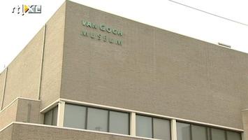 RTL Nieuws Van Gogh Museum ook al dicht