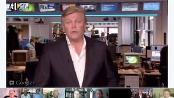 RTL Nieuws Ferry en Frits over macht van journalistiek