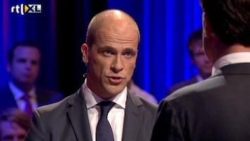 RTL Nieuws Samsom over leiderschap Rutte