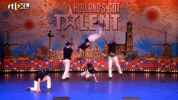 Holland's Got Talent The Ruggeds (Breakdance crew)