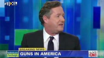 RTL Nieuws CNN-presentator uit zijn dak over wapenwetten VS