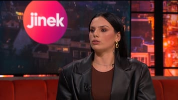 Jinek: Famke Louise reageert op kritiek #ikdoenietmeermee (fragment)