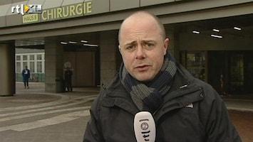 RTL Nieuws 'Mogelijk complicaties prins Friso'