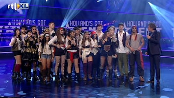 Holland's Got Talent Influencezone - Live Show 1