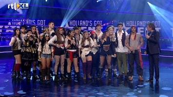 Holland's Got Talent - Influencezone - Live Show 1