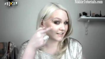 Editie NL Make-up filmpje wordt drama
