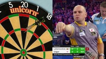 RTL 7 Darts: WK 2012 Afl. 2