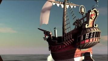 Piet Piraat - De Pannenkoekenzee