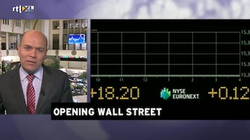Rtl Z Opening Wall Street - Afl. 100