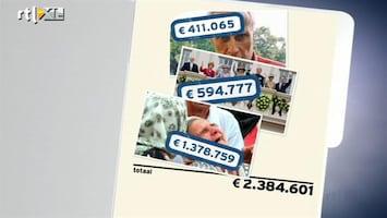 RTL Nieuws Doofpotaffaires kosten overheid miljoenen