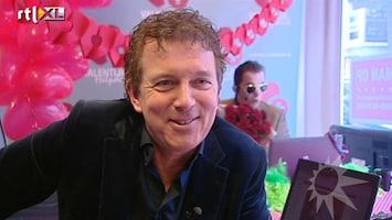 RTL Boulevard Vakentijnsdag met Robert ten Brink