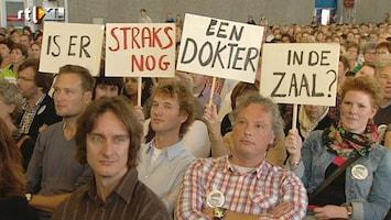 RTL Nieuws Duizenden huisartsen komen in opstand