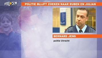 RTL Nieuws Politie zoekt en analyseert camerabeelden vermissingszaak