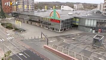 RTL Nieuws Instortend winkelcentrum leeggehaald