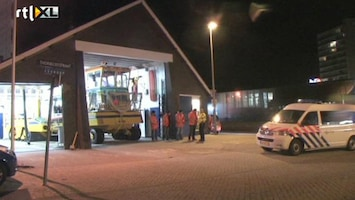 RTL Nieuws Bij daglicht nieuwe reddingspoging Ocean Victory