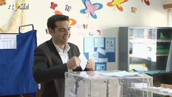 RTL Nieuws Griekenland is tot op het bot verdeeld