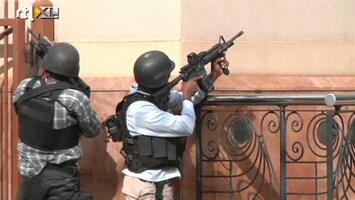 RTL Nieuws Nog niet alle terroristen Nairobi overmeesterd