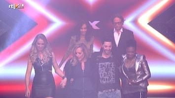 X Factor - X Factor, De Uitslag /10