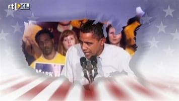 RTL Nieuws Verkiezingen VS: de strijd begint