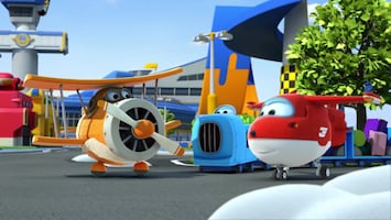 Super Wings Zebra scouts