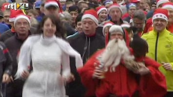 RTL Nieuws Al op 2e kerstdag pondjes verliezen