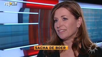 RTL Boulevard Sacha de Boer weg bij NOS