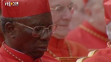 RTL Nieuws Gokje wagen op de nieuwe paus