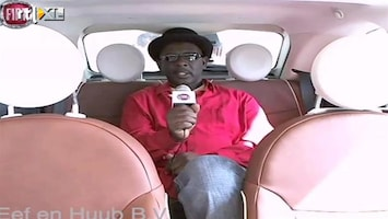 X Factor Fiat 500 Backseat Auditions: Mervyn