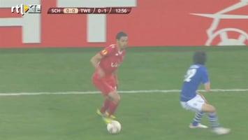 Rtl Voetbal: Uefa Cup - Schalke 04 - Fc Twente