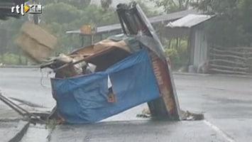 RTL Nieuws Minstens 43 doden bij tyfoon Filipijnen